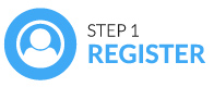 Online CPD Courses Registration - step1