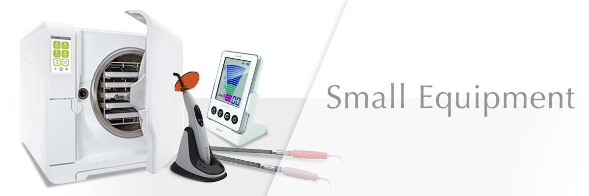 Small Dental Equipment header