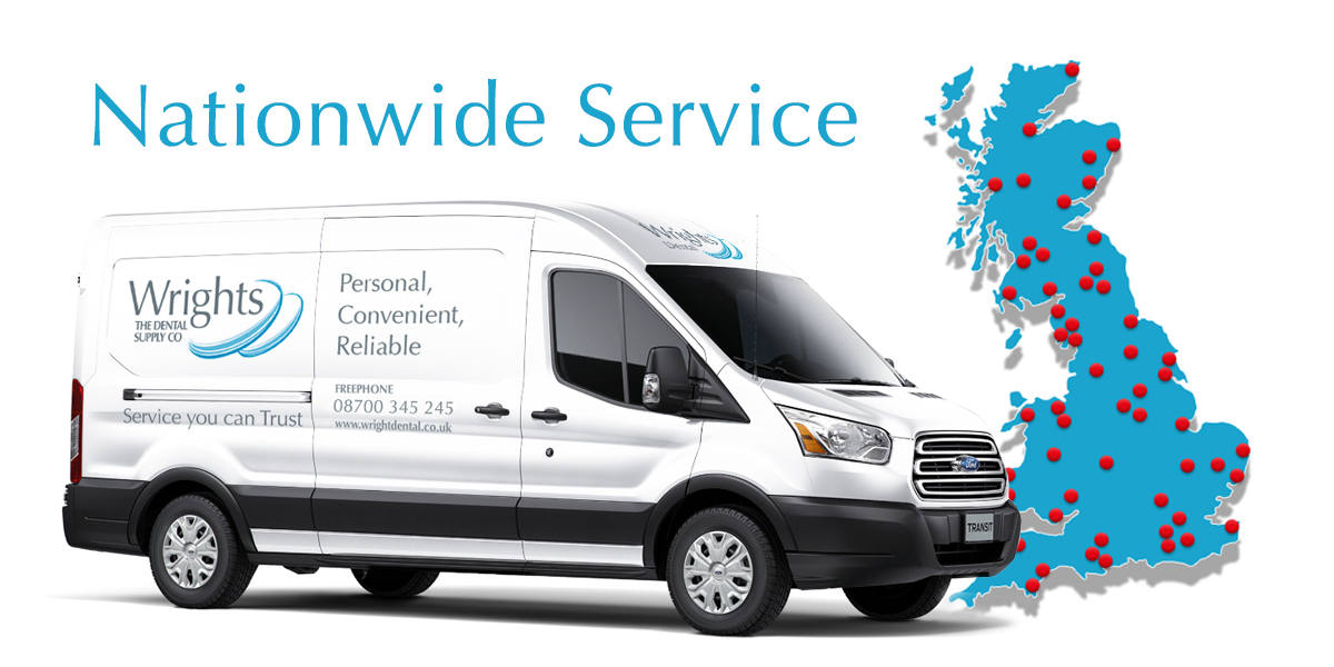 Dental Repairs van header