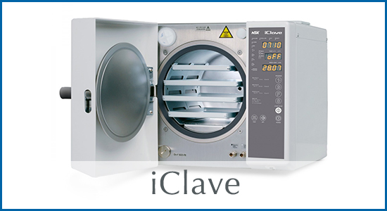 iclave dental decontamination