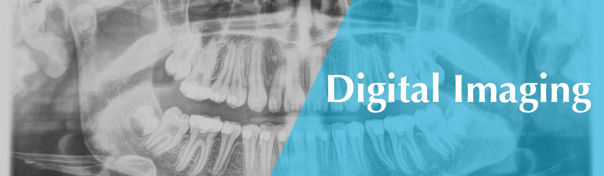 Digital Imaging and Dental x-ray machine