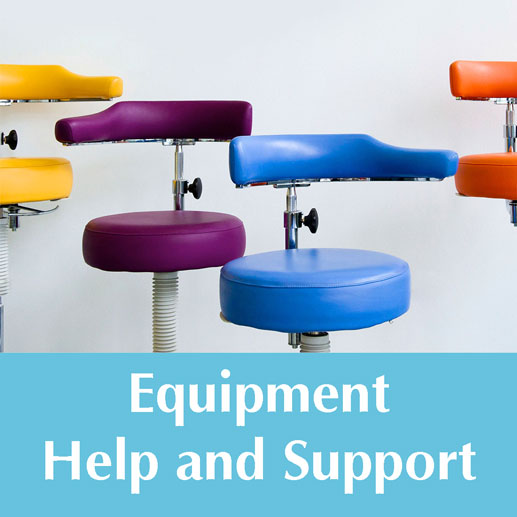 Dental Equipment Help and Support