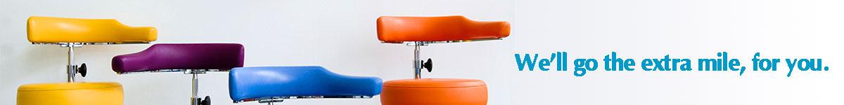 Dental Repairs extra mile Banner