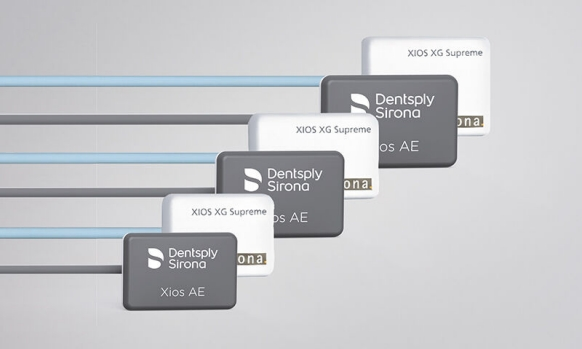 Xios AE and Xios XG Supreme intraoral sensors